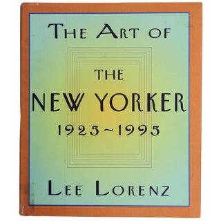 The Art of the New Yorker, Book