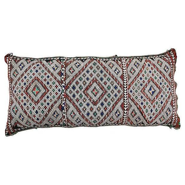Moroccan Berber Pillow Sham - Image 1 of 2