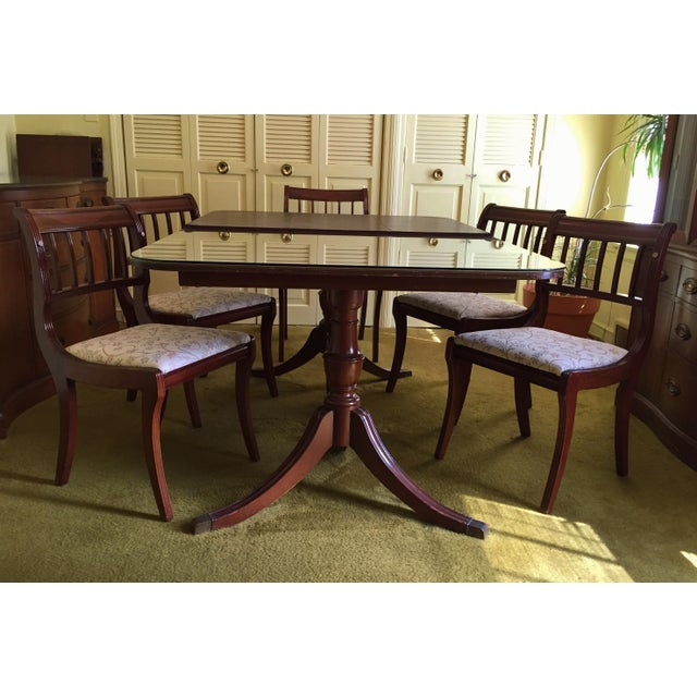 Marshall Fields Dining Room Table Antique