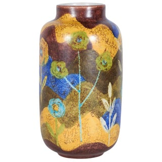 Glazed Ceramic Italian Vase by Raymor