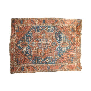 "Antique Karaja Carpet - 8'11"" x 11'6"""
