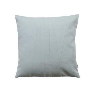 Light Blue Throw Pillow