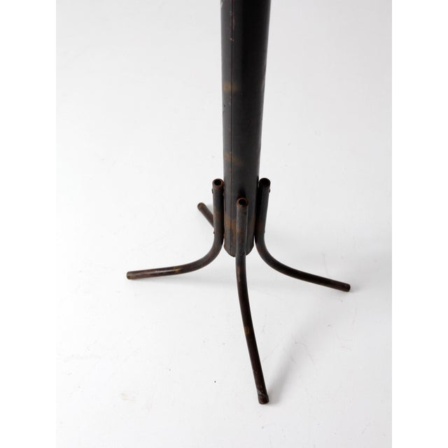 Metal Standing Coat Rack - Image 5 of 7