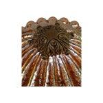 Image of Marigold Carnival Glass Pendant