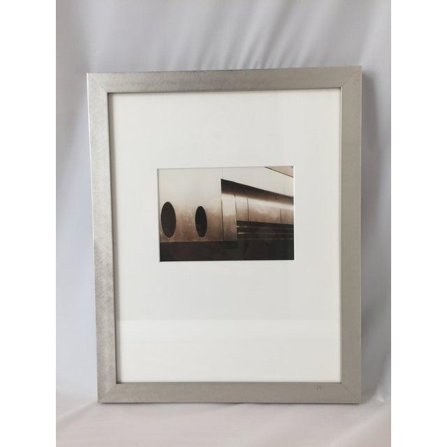 Modernist Framed Photograph - Image 2 of 8