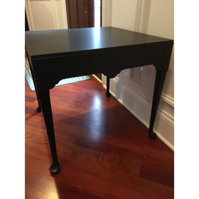 Vintage Baker End Table - Image 5 of 7