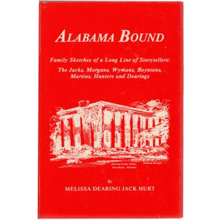 """Alabama Bound"" by Melissa Dearing, Jack Hurt"