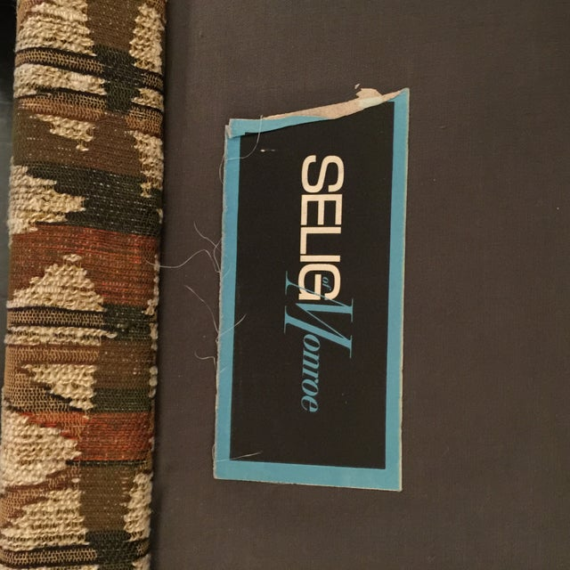 Selig Sofa in Jack Larsen Fabric - Image 7 of 9