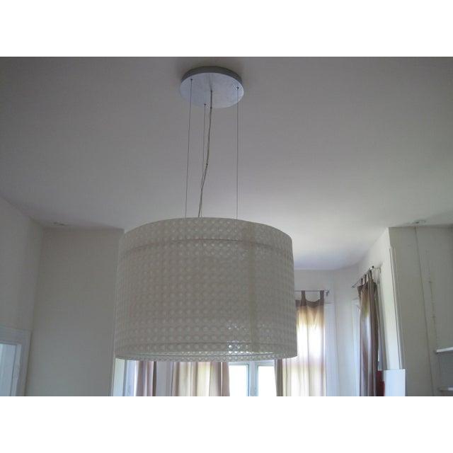 new ligne roset octopus hanging light chairish. Black Bedroom Furniture Sets. Home Design Ideas