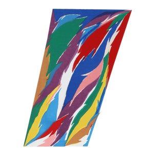 'Untitled 3' Piero D'Orazio Silkscreen