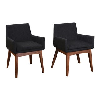 Mid-Century Samantha Dining Chairs - A Pair
