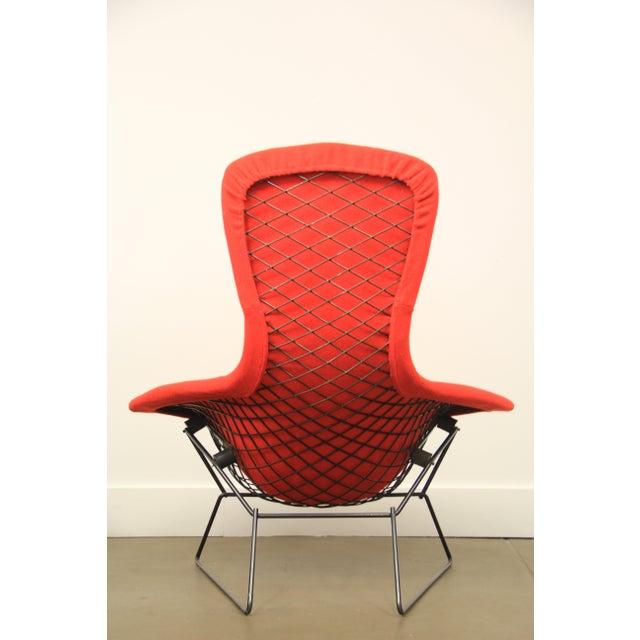 Mid Century Modern Knoll Bird Chair And Ottoman Chairish