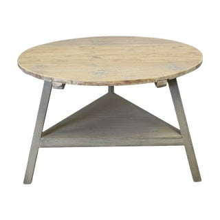Pine Painted Center Table