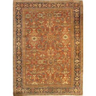 "Pasargad NY Antique Persian Mahal Lamb's Wool Rug - 8'8"" x 12'2"""