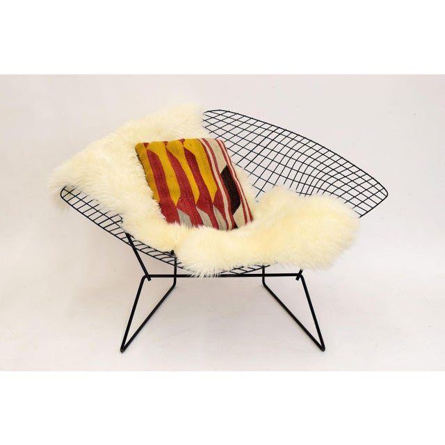 Image of Large Early Knoll Bertoia Low Diamond Chair