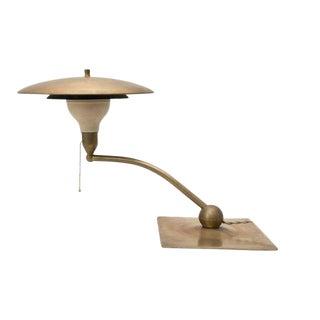 """Adjustable """"Sight Light"""" Table Lamp, ca. 1938"""