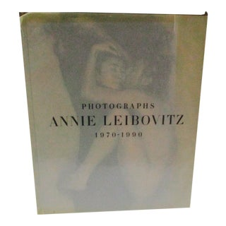 Annie Leibovitz Photographs Coffee Table Book