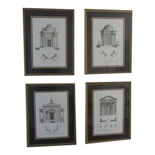 Chambers Architectural Renderings - Set of 4