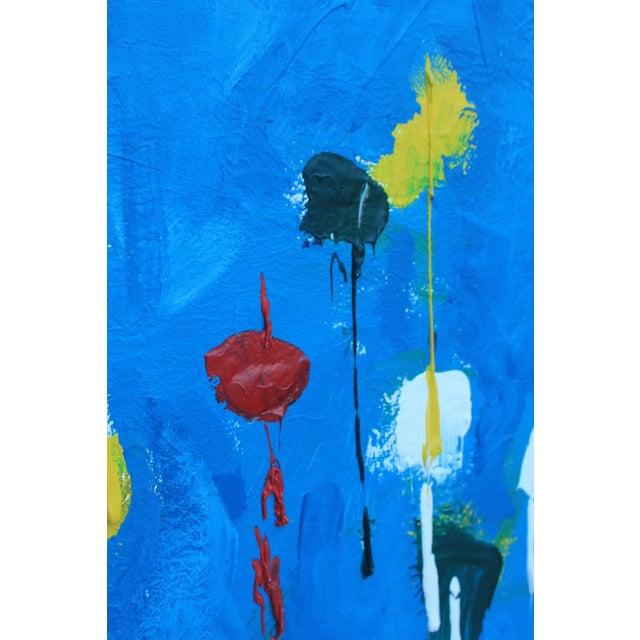 Image of Jose Perdomo Vintage Expressionist Painting