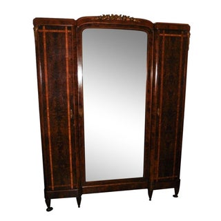 Brouchier & Cie Antique French Wardrobe