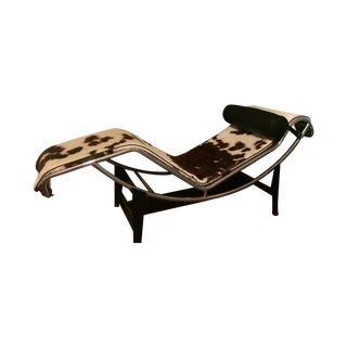 Le Corbusier - LC4 Chaise Lounge