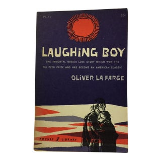 Laughing Boy by Oliver La Farge 1959