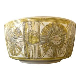 Centerpiece bowl by Kari Christensen for Royal Copenhagen
