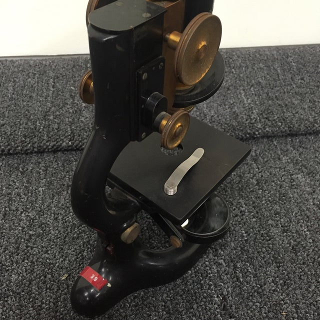 Antique Bausch & Lomb Microscope - Image 6 of 8
