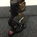 Image of Antique Bausch & Lomb Microscope