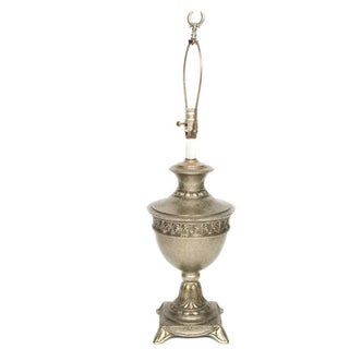 Gold Tone Lamp