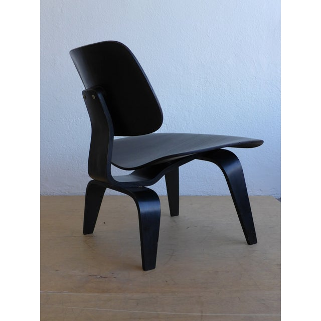 """Eames """"Lounge Chair Wood"""" Chair - Image 10 of 10"""