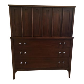 Mid-Century Kent Coffey Gentleman's Chest