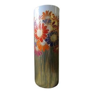 Rosenthal Vintage Floral Vase
