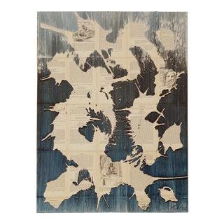 "Jessi Walton ""Whirlpool"" Original Abstract Painting"