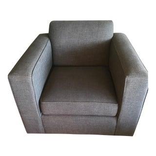 ABC Home Gray Swivel Chair