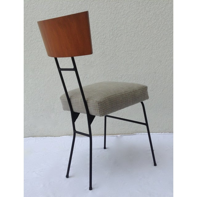 Paul McCobb Wood & Metal Chairs - Set of 4 - Image 9 of 11