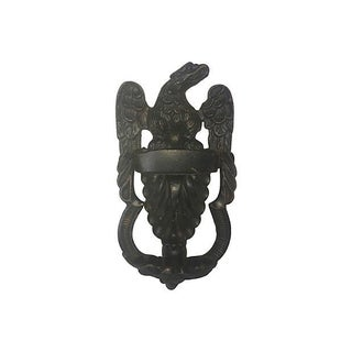 Majestic English Eagle Door Knocker
