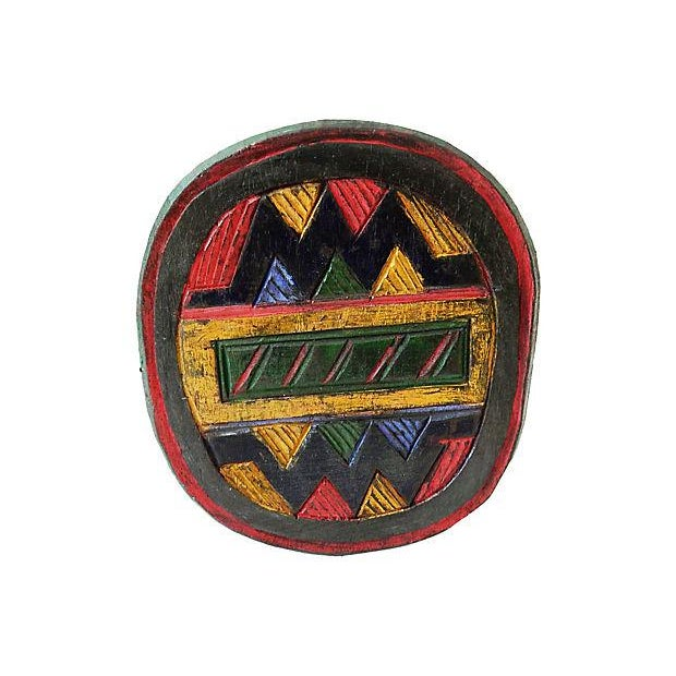 Image of African Nupe Low Milk Stool