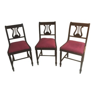 Vintage Hathaway Furniture Chairs - Set of 3