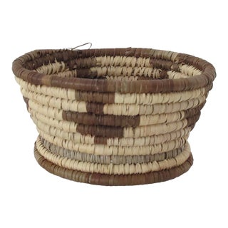 Brown Arrows Basket