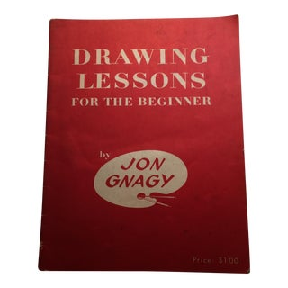Jon Gnagy Drawing Lessons, 1958