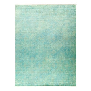 "Vibrance, Hand Knotted Area Rug - 9'1"" X 12'1"""