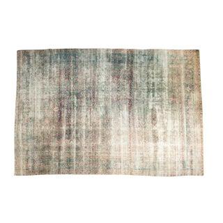 """Antique Yezd Carpet - 9' x 13'3"""""""