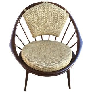 Ib Kofod-Larsen Hoop Lounge Chair for Selig