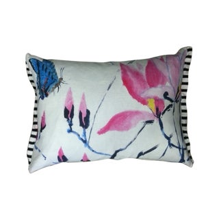Madame Butterfly Pillow Set - Designers Guild