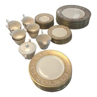 Franciscan Gold Renaissance China Dinnerware
