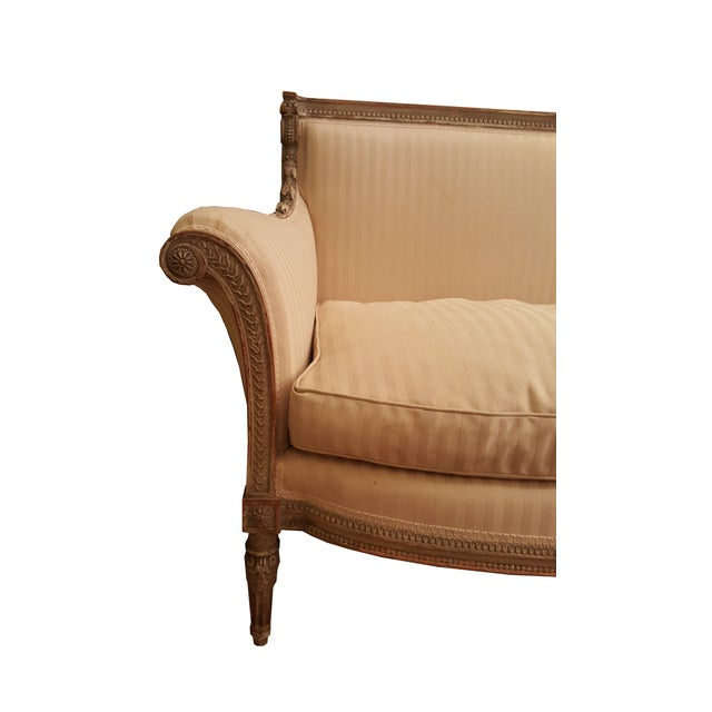Image of French Louis XVI Sofa / Couch