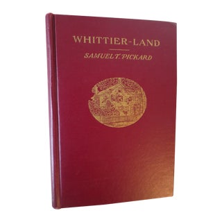 1904 Whittier-Land Whittier's New Hampshire