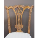 Image of Toscano Chippendale Dining Chairs - Set of 8