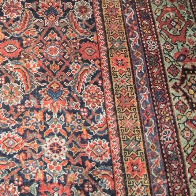 Fereghan Carpet with Classic Herati Design - Image 3 of 6